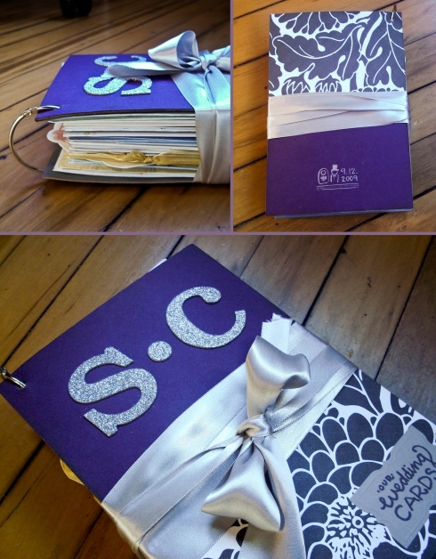 Wedding Card Album Craft